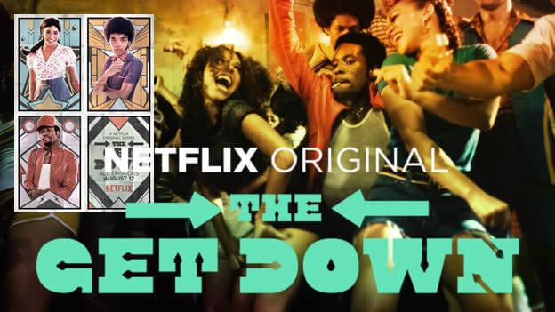 Netflix'den Yeni Bir Dizi Daha The Get Down