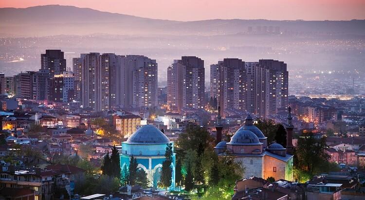 Açık Hava Müzesi Bursa