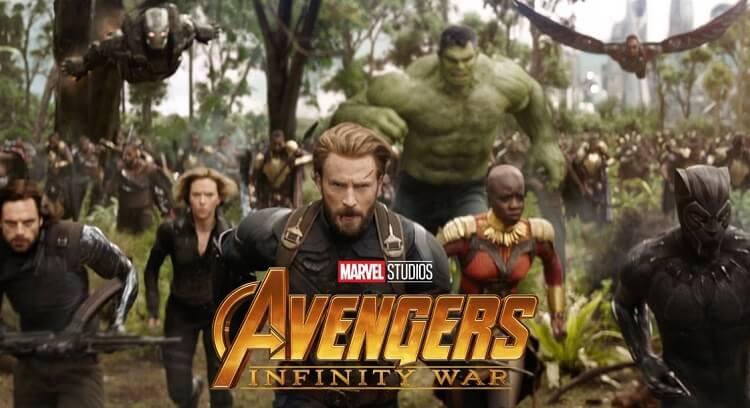 Avengers: Infinity War 27 Nisan'da!